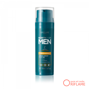 Gel dưỡng da North for Men Recharge Energy Boost Face Gel 32010