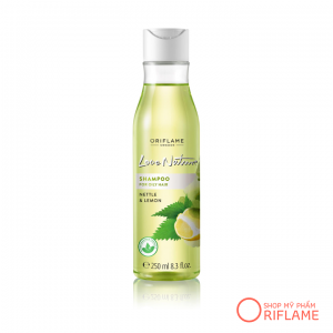 Dầu Gội Love Nature Shampoo for Oily Hair Nettle & Lemon 32625