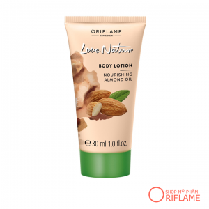 Dưỡng thể Mini Love Nature Body Lotion with Nourishing Almond Oil 34170