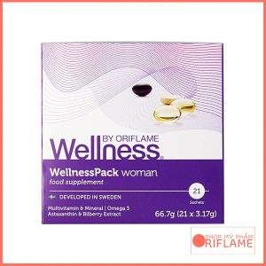 WellnessPack Woman 29696