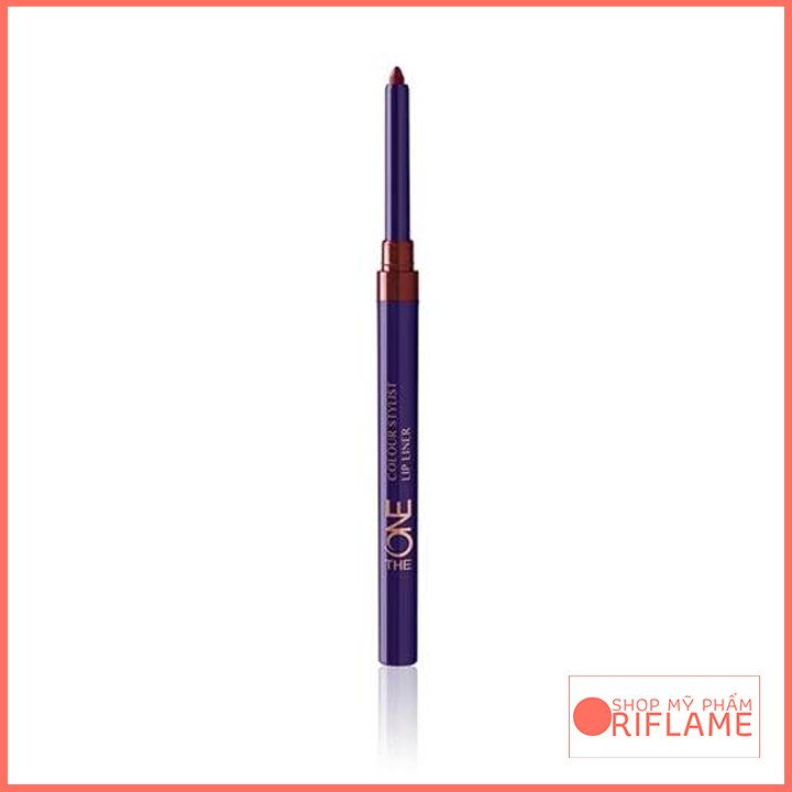 The ONE Colour Stylist Lip Liner 31439 - Real Red