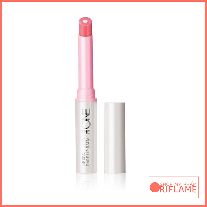 The ONE Lip Spa Care Lip Balm 31443 - Natural Pink