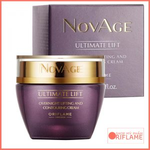 NovAge Ultimate Lift Overnight Lifting & Contouring Cream 31541