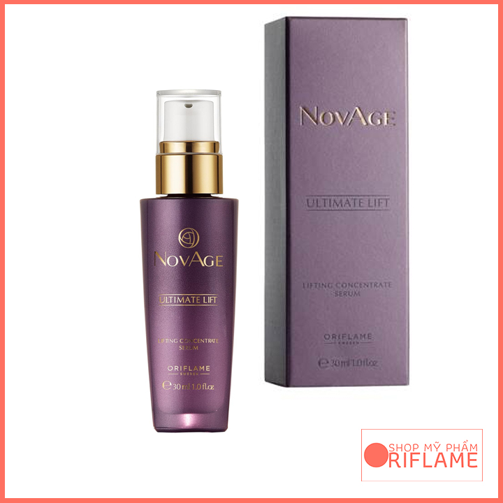NovAge Ultimate Lift Lifting Concentrate Serum 31543