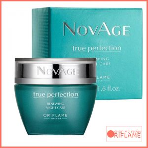 NovAge True Perfection Renewing Night Care 31980