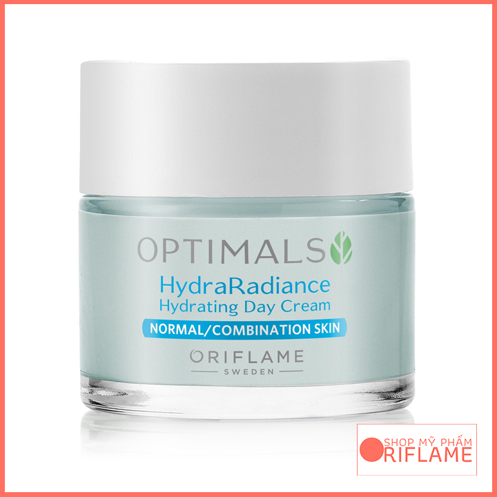 Oriflame Optimals Hydra Radiance Hydrating Day Cream Normal/Combination Skin 32462