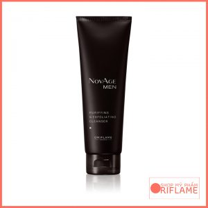 NovAge Men Purifying & Exfoliating Cleanser 33198