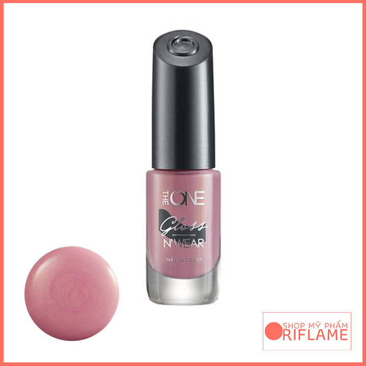 The ONE Gloss N' Wear Nail Lacquer 35557