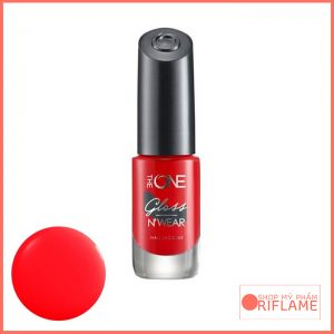 The ONE Gloss N' Wear Nail Lacquer 35567